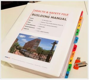 Keenan CDM - Health & Safety File and Building Manual Services