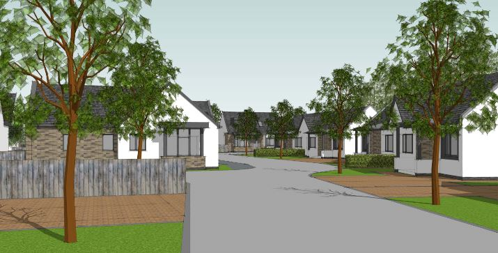 Kinross Retirement Housing Development - Keenan CDM Principal Designer Services