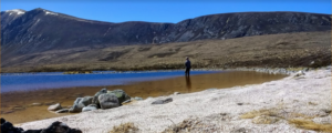 Cairngorm Hidden Hill Loch Fishing