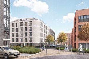 Ashley Place Demolition & New Build, Edinburgh - CDM Consultant Principal Designer Services